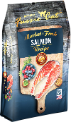Fussie Cat Fussie Cat Market Fresh Salmon Formula Cat Dry 2lbs Product Image