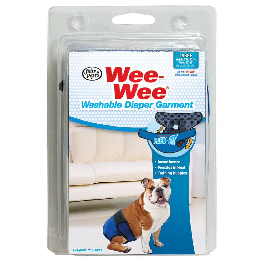 Four Paws Wee-Wee Diaper Garment Large Product Image