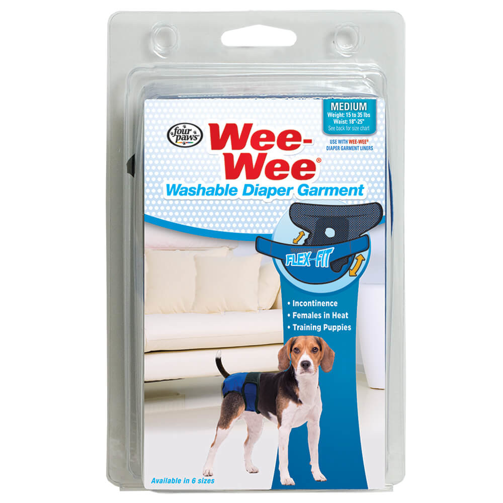 Four Paws Wee-Wee Diaper Garment Medium Product Image