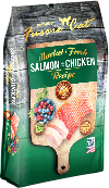 Fussie Cat Fussie Cat Salmon and Chicken Formula Cat Dry 4lbs Product Image