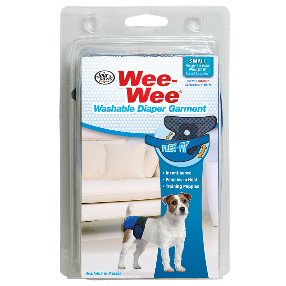 Four Paws Wee-Wee Diaper Garment Small Product Image