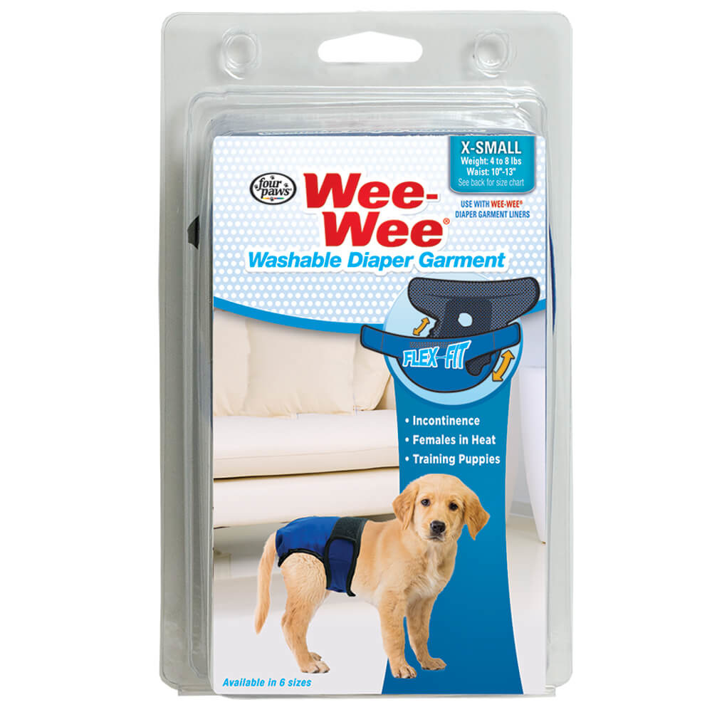 Four Paws Wee-Wee Diaper Garment Extra Small Product Image