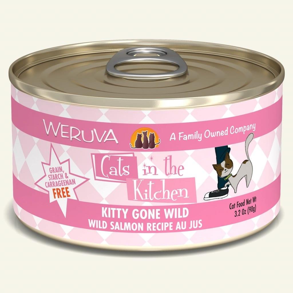 Weruva Weruva Cats in the Kitchen Can Grain Free Kitty Gone Wild 6 oz Product Image