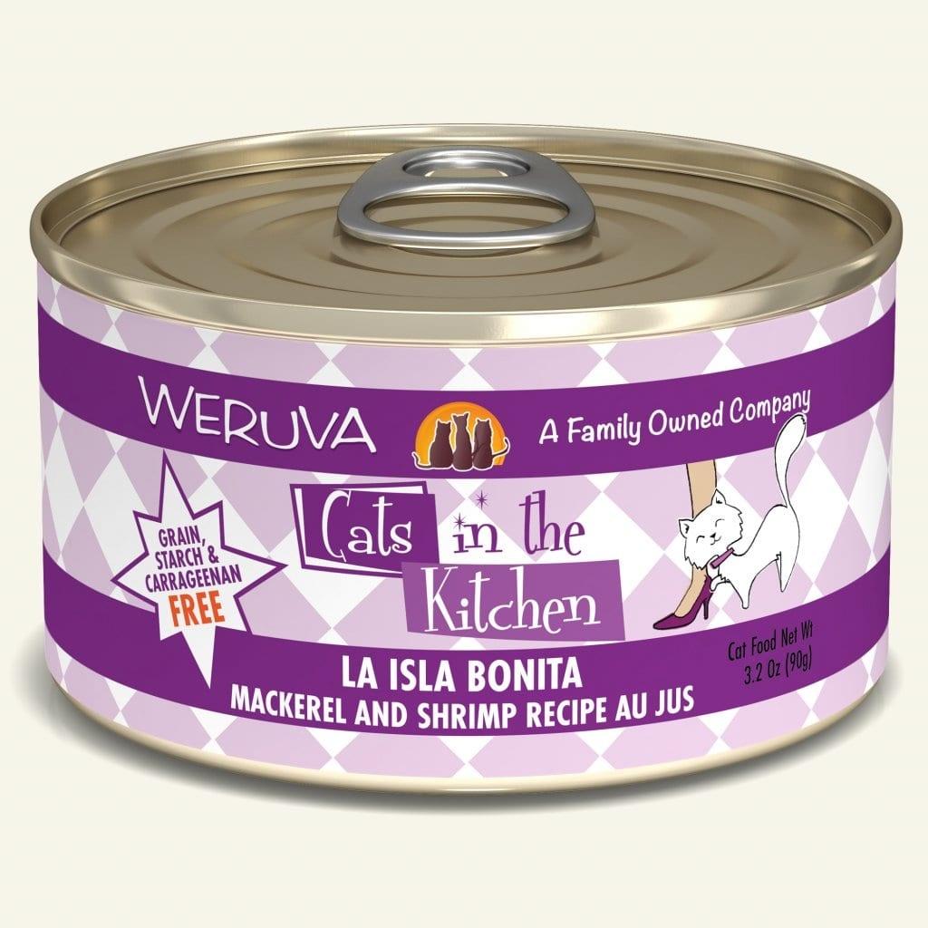 Weruva Weruva Cats in the Kitchen Can Grain Free La Isla Bonita 6 oz Product Image