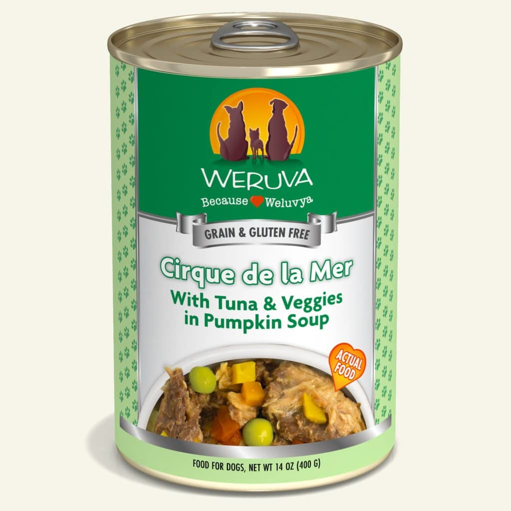 Weruva Weruva Cirque de la Mar Dog Can 14oz Product Image