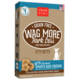 Cloud Star Wag More Bark Less Grain Free Baked Itty Bitty Aged Cheddar 7oz Product Image