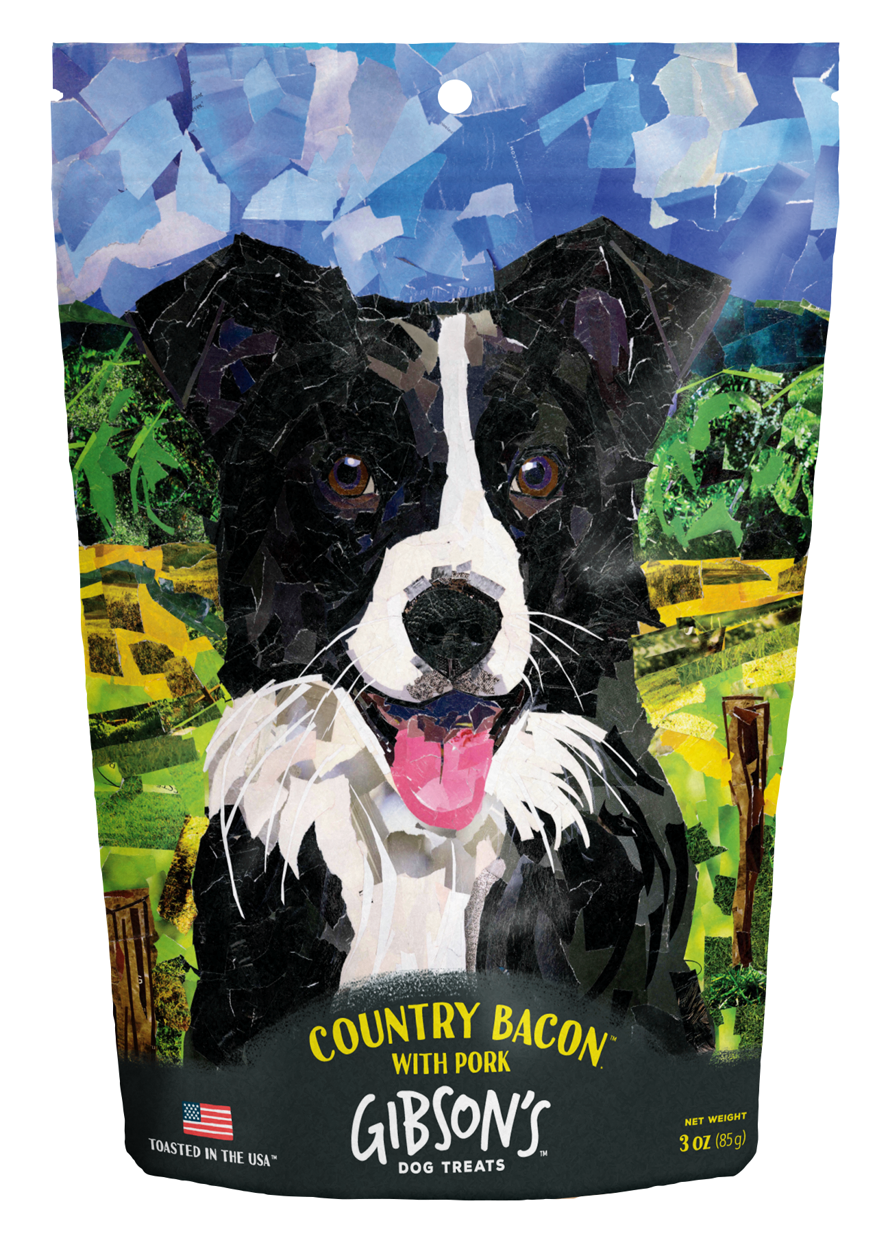 Wild Meadows Farms Gibson's Country Bacon with Pork Jerky 3oz Product Image