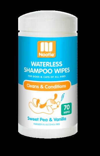 Nootie Nootie Waterless Grooming Wipe Sweet Pea Vanilla 70 Count Product Image