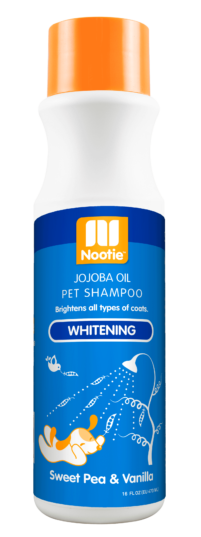 Nootie Nootie Whitening and Brightening Sweet Pea and Vanilla shampoo 16oz Product Image