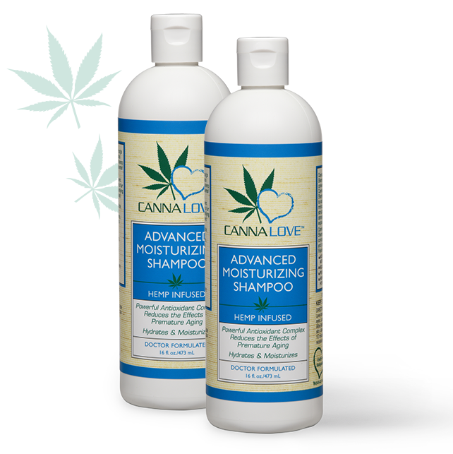 CannaLove CannaLove Advanced Moisturizing Shampoo 16 oz Product Image