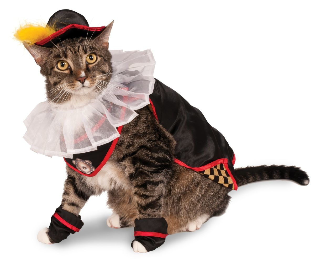 Rubies's Pet Shop Rubie's Pet Puss in Boots Cat Costume Product Image