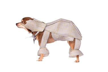 Rubies's Pet Shop Rubie's Pet Star Wars AT-AT Costume L Product Image