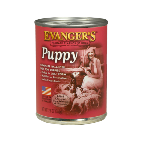 Evanger's Evanger's Classic Puppy Can Food 13oz Product Image