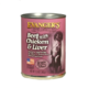 Evanger's Evanger's Classic Beef, Chicken, & Liver Dog Can 13oz Product Image