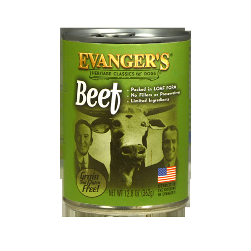 Evanger's Evanger's Classic Beef Dog Can 13oz Product Image