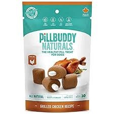 Presidio Pill Buddy Naturals Roasted Chicken 5.3oz Product Image