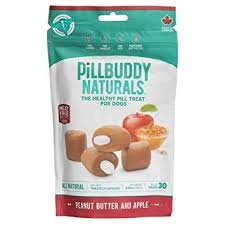 Complete Natural Nutrition Pill Buddy Natural Peanut Butter & Apple 5.3 oz Product Image