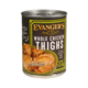 Evanger's Evanger's Grain Free Hand Packed Whole Chicken Thighs  Dog Can 11oz Product Image