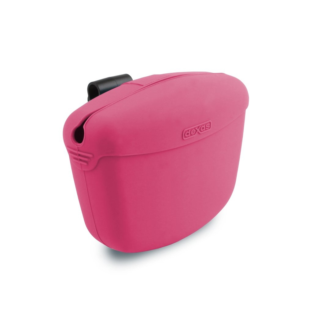 Dexas Dexas Popware Pooch Pouch Treat Holder Pink Product Image