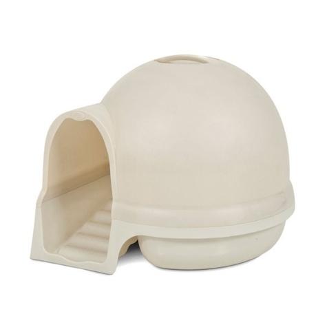 Petmate Petmate Booda Dome Cleanstep Litter Box Pearl Product Image