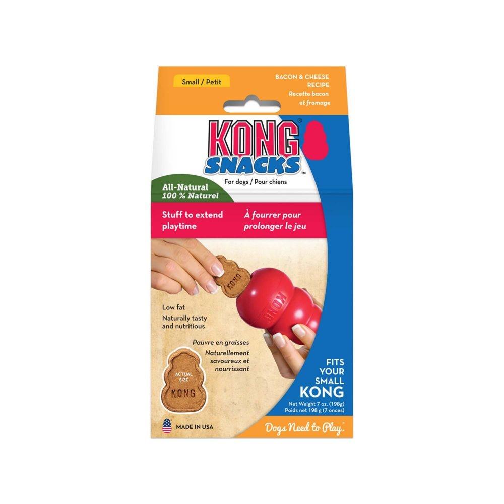 KONG Kong Stuff'N Bacon/Cheese Small Snacks 7oz Product Image