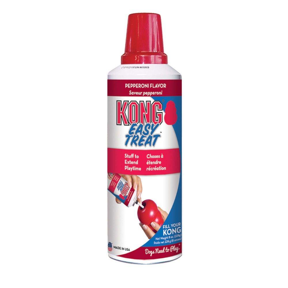 KONG Kong Stuff'N Easy Treat Pepperoni Paste 8 oz Product Image