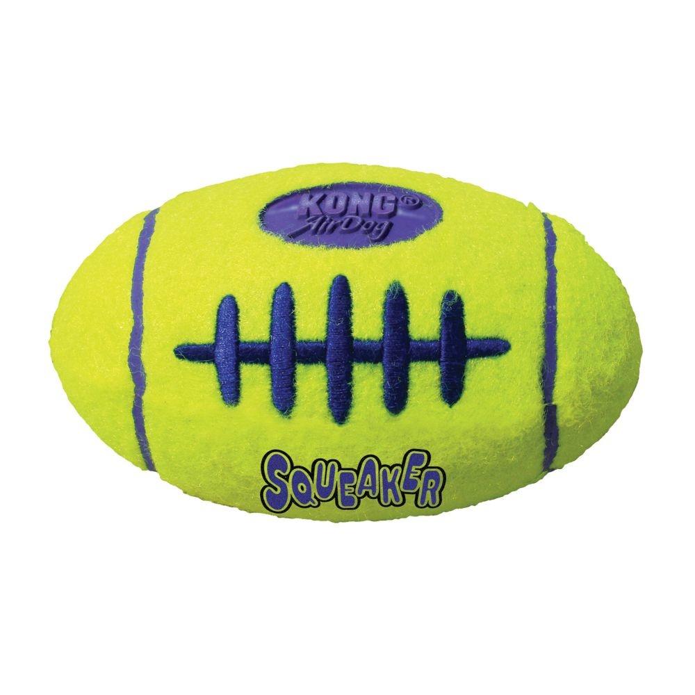 KONG Kong Squeaker Football Medium Product Image