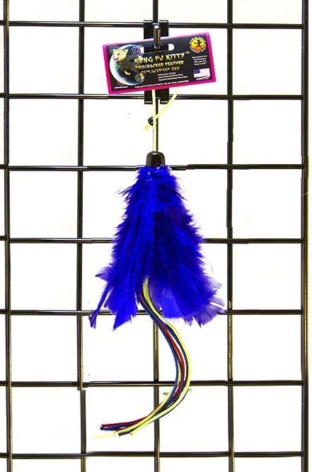 Kung fu kitty Kung Fu Kitty Firecracker Feather Replacement Product Image
