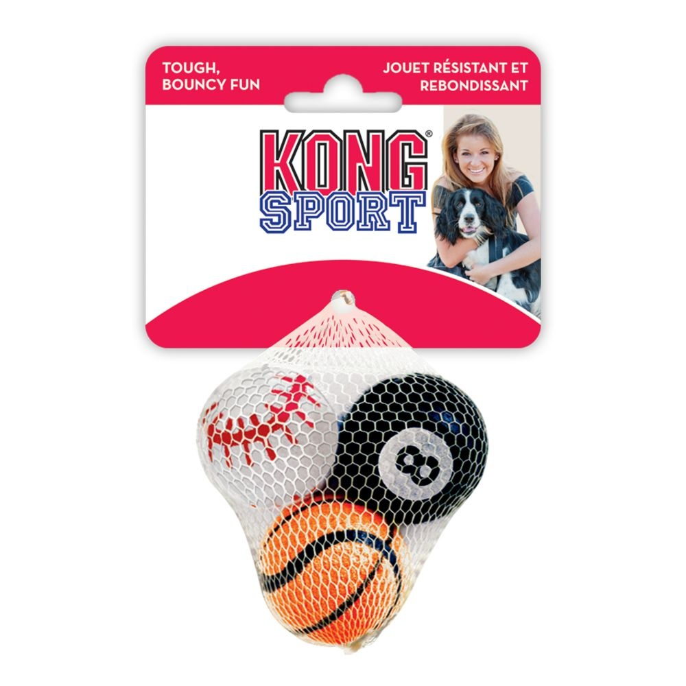 KONG Kong Sport Balls Small Assorted Product Image