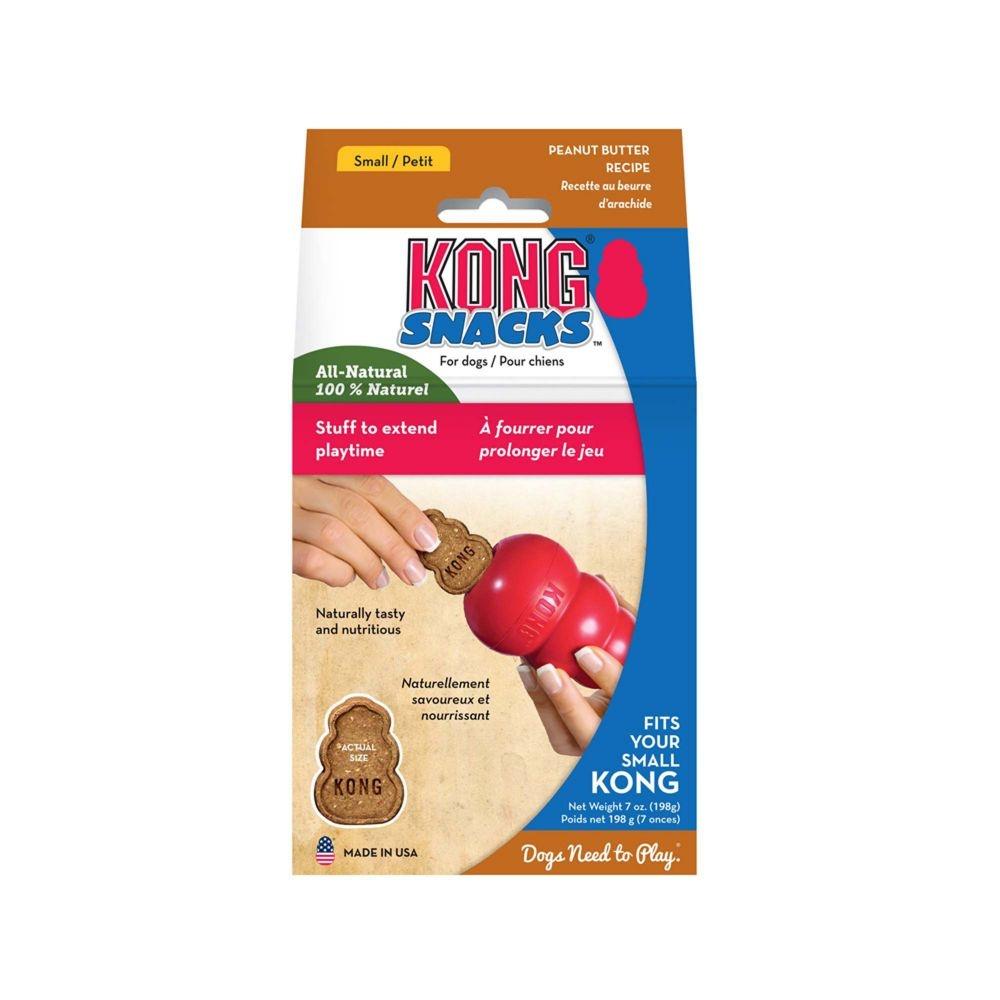 KONG Kong Stuff'n Mini Peanut Butter Snacks Product Image