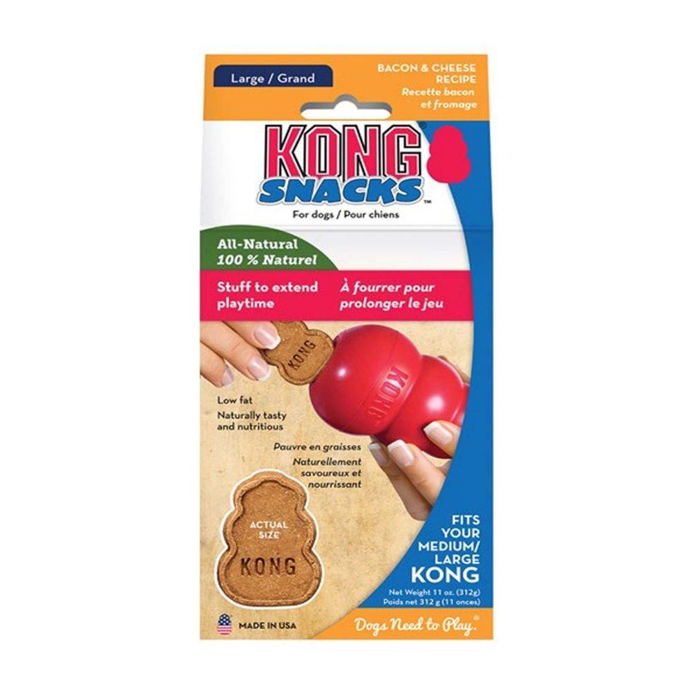 KONG Kong Stuff'N Bacon/Cheese Large Snacks 11oz Product Image