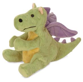 GoDog GoDog Pet Dragon with Chew Guard Lime Product Image