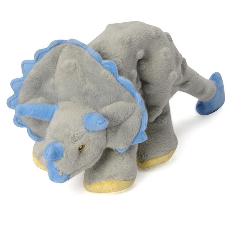 GoDog GoDog Triceratops with Chew Guard Grey Large Product Image