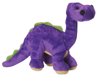 GoDog GoDog Dinos with Chew Guard Bruto Purple Large Product Image