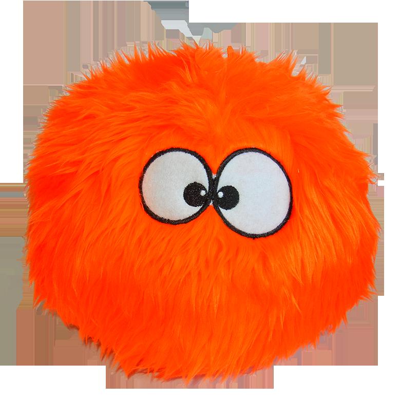 GoDog GoDog Furballz Orange Small Product Image