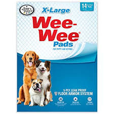 Four Paws Wee Wee Pads XL 14ct Product Image