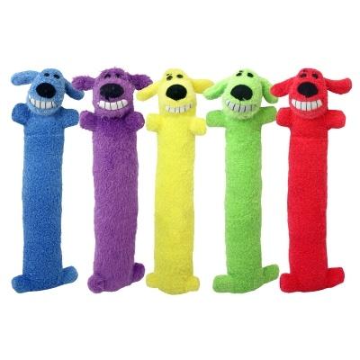 "MULTIPET INTERNATIONAL INC MultiPet  Loofa Dog Small 12"" Product Image"