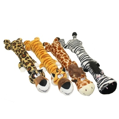 "MULTIPET INTERNATIONAL INC MultiPet Dawdler Dudes Zebra 20"" Product Image"
