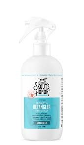 Skout's Honor Skout's Honor Grooming Pro Biotic Detangler 8 oz Unscented Product Image