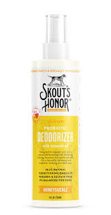 Skout's Honor Skout's Honor Grooming Pro Biotic Deodorizer 8 oz Honeysuckle Product Image
