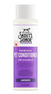 Skout's Honor Skout's Honor Grooming Conditioner 16 oz Lavender Product Image