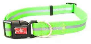 WIGZI Wigzi Collar Green Extra Small Product Image