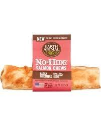 "Earth Animal Earth Animal No-hide Salmon Chew 7"" Product Image"