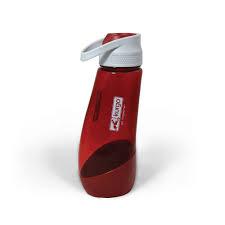 Kurgo Kurgo Gourd H2O Bottle & Bowl Barn Red Product Image