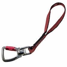 Kurgo Kurgo Swivel Seatbelt Tether Red Product Image
