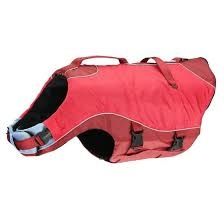Kurgo Kurgo Surf N Turf Lifejacket Small Red Product Image