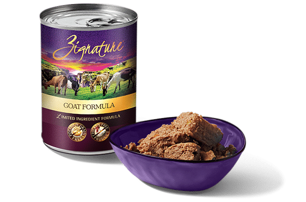 Zignature Zignature Goat Limited Ingredient Formula Dog Can 13oz Product Image