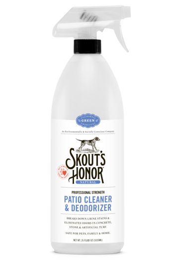 Skout's Honor Skout's Honor Patio Cleaner & Deodorizer 35 oz Dark Blue Label Product Image