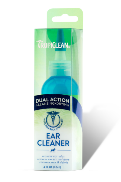 Tropiclean Tropiclean Ear Cleaner Dual Action 4 oz Product Image
