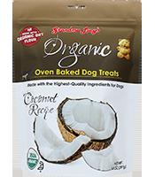 Grandma Lucy's Grandma Lucy's Dog Treats Organic Baked Coconut Wheat Free 14 oz Product Image